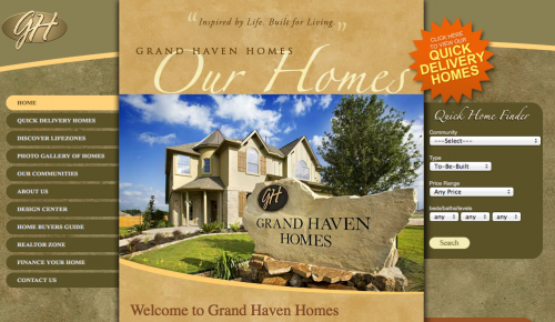 Grand Haven Homes